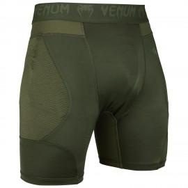 G-Fit Compression Shorts - Khaki
