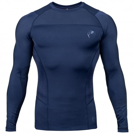 G-Fit Rashguards Long Sleeves - Navy