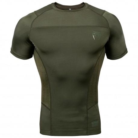 G-Fit Rashguards Short Sleeves Khaki
