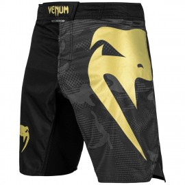 Light 3.0 Fight Shorts - Gold/Black
