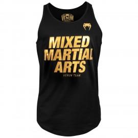 MMA VT Tank Top- Black/Gold