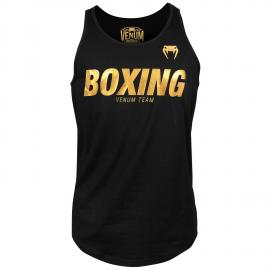 Boxing VT Tank Top-Black/Gold