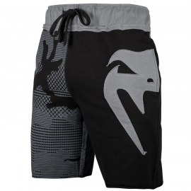Assault Cotton Shorts - Black/Grey