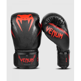 Impact Boxing Gloves - Black/Red