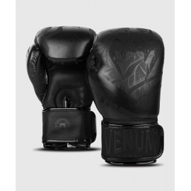 Devil Boxing Gloves - Black/Black