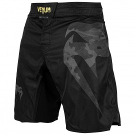 Light 3.0 Fight Shorts - Black/Gold