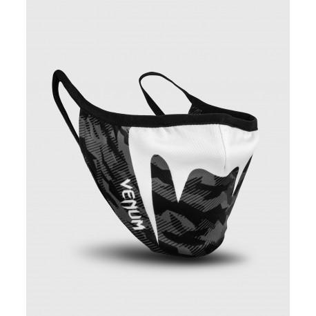 Giant Face Mask-Black/Dark Camo