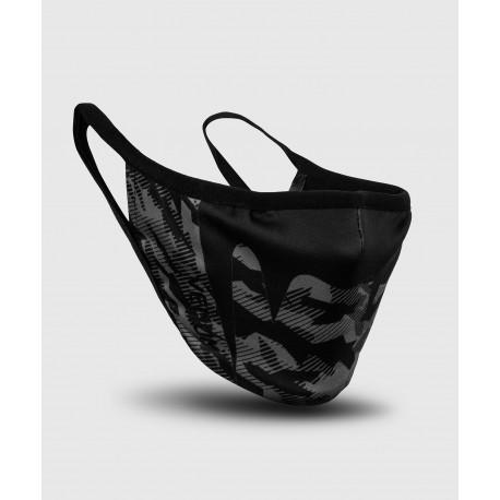 Giant Face Mask-Dark Camo/Grey