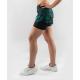 Defender Hybrid Compression Shorts-Black/Green