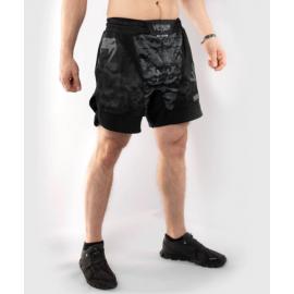 Defender Fight Shorts-Dark Camo