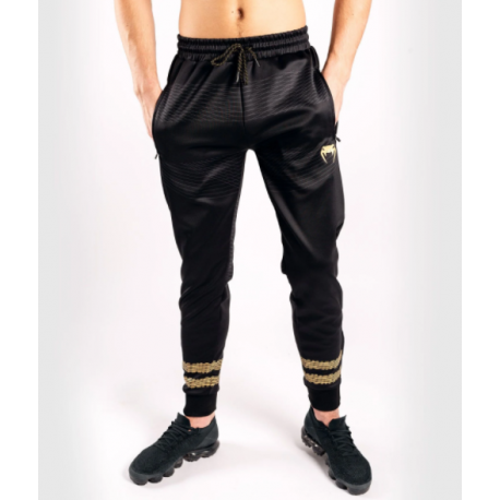 Club 182 Joggers - Black/Gold
