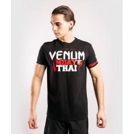 Muay Thai Classic 20 T-Shirt - Black/Red