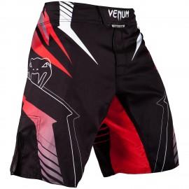Sharp 3.0 Fight Shorts - Black/Red