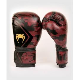 Defender Contender 2.0 Boxing Gloves-Black/Red