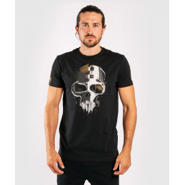 Skull T-Shirt - Black