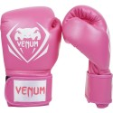 Contender Boxing Gloves - Pink