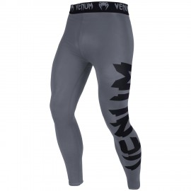 Giant Spats - Grey/Black