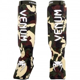 Kontact Shinguards - Forest Camo