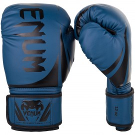 Challenger 2.0 Boxing Gloves - Navy Blue