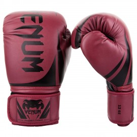 Challenger 2.0 Boxing Gloves - Red Wine