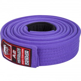 BJJ Belt - Purple