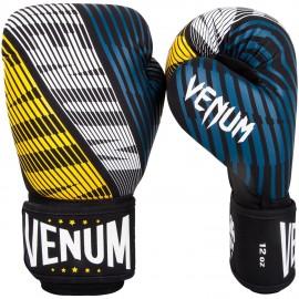 Plasma Boxing Gloves - Black/Yellow